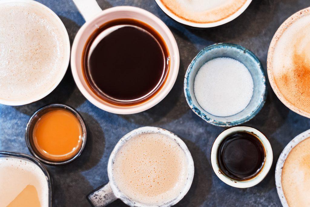does heavy cream in coffee break a fast