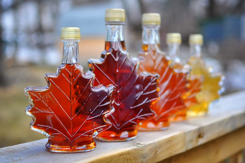 is maple syrup vegan and gluten free