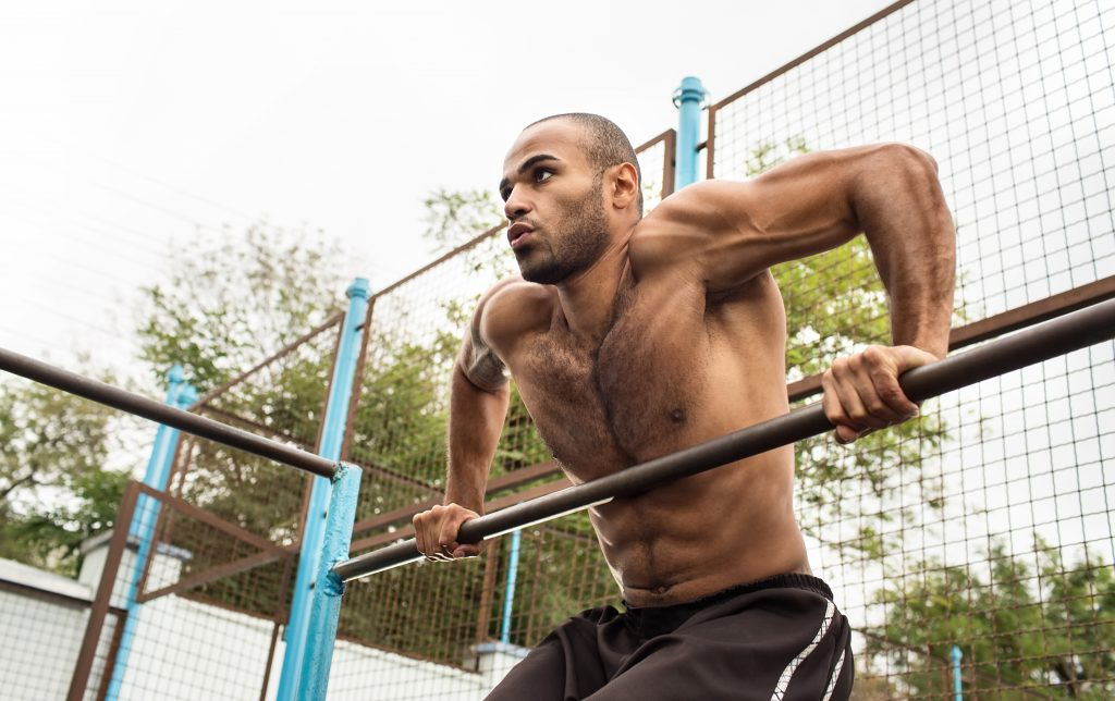 weighted pull ups for abs