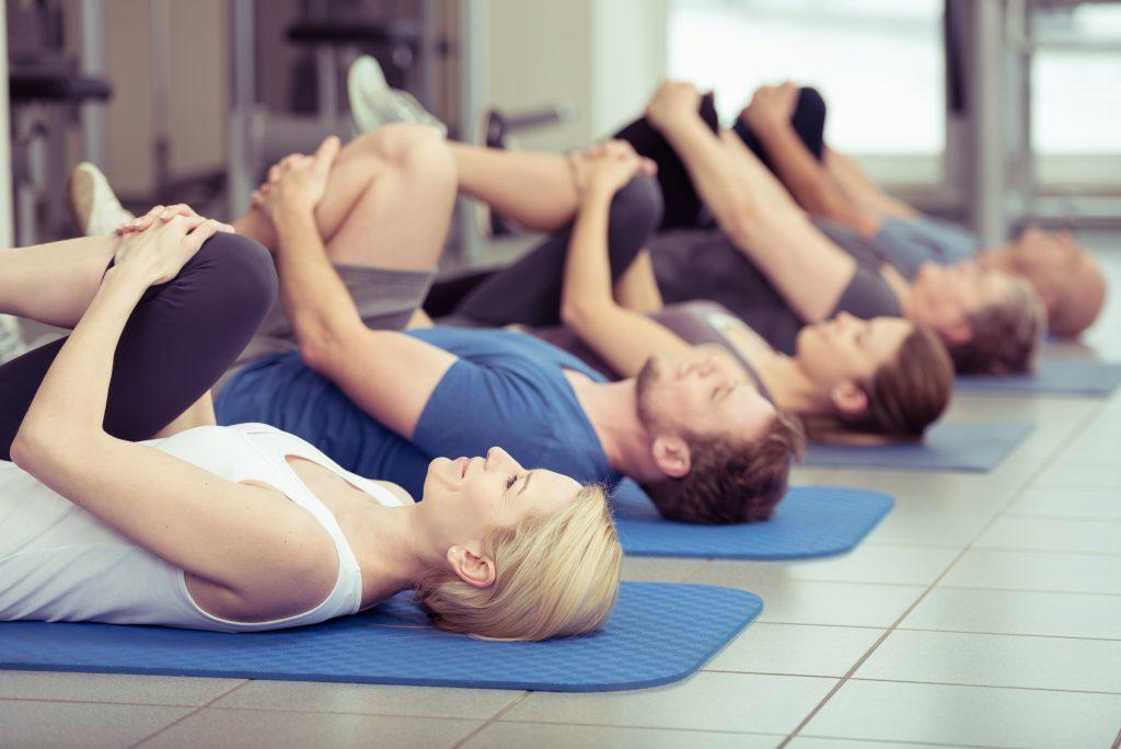 yoga vs stretching for flexibility