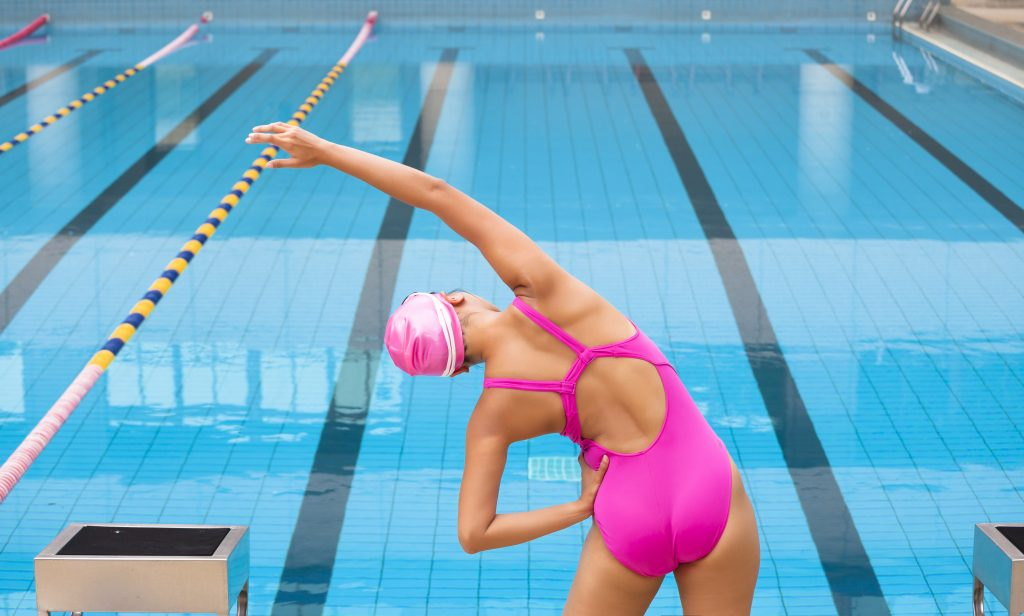 dynamic stretching for swimmers