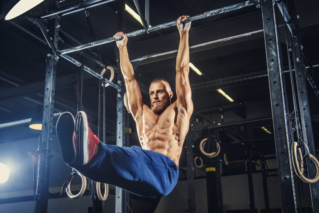 best pull ups for abs