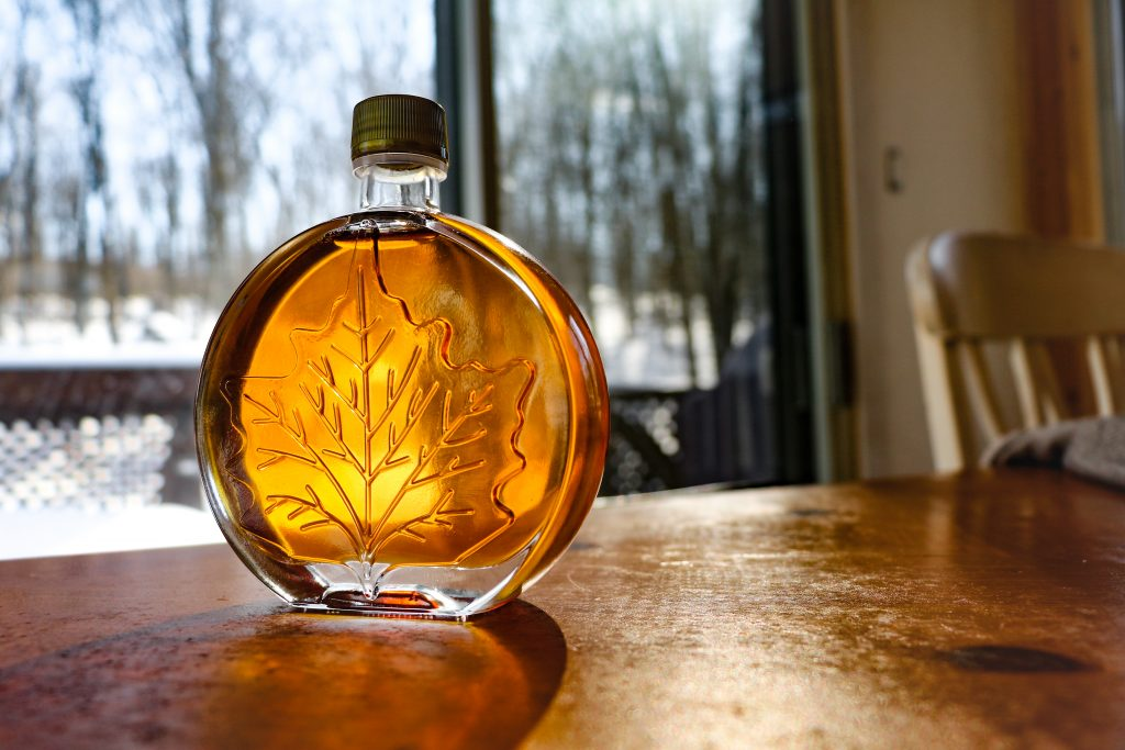 what is vegan maple syrup