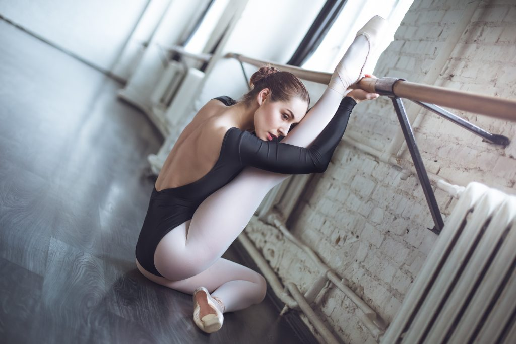 ballet stretches