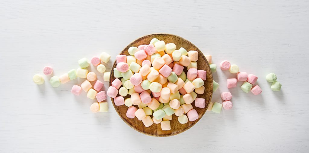 if you are vegan can you eat marshmallows