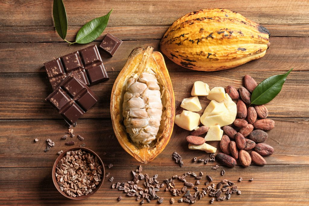 is organic cocoa butter vegan
