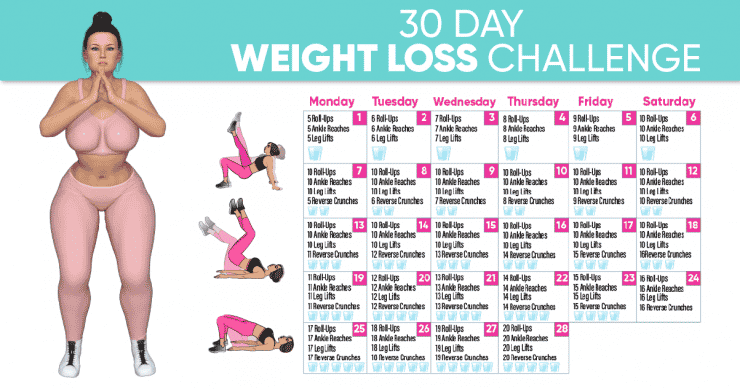 30 day fast weight loss