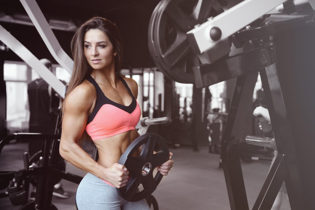 body recomposition diet female
