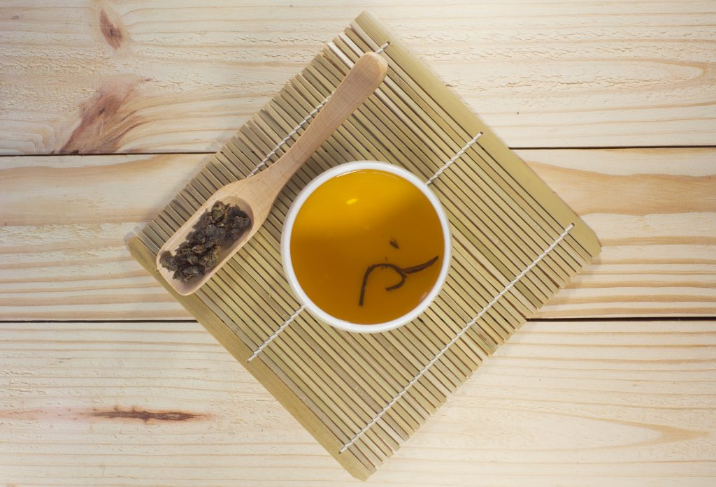 how often should you drink oolong tea for weight loss