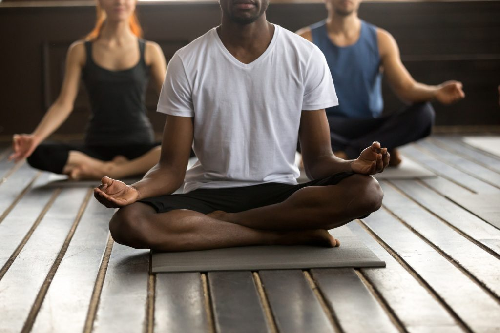 meditation for weight loss and healing