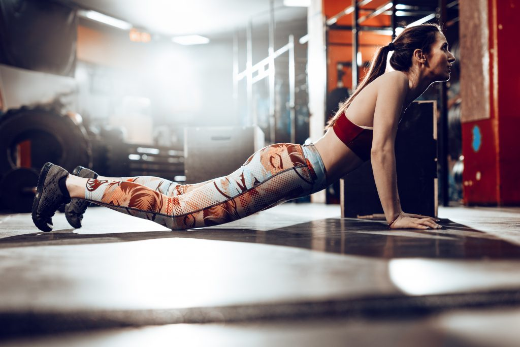 how many calories do 10 burpees burn