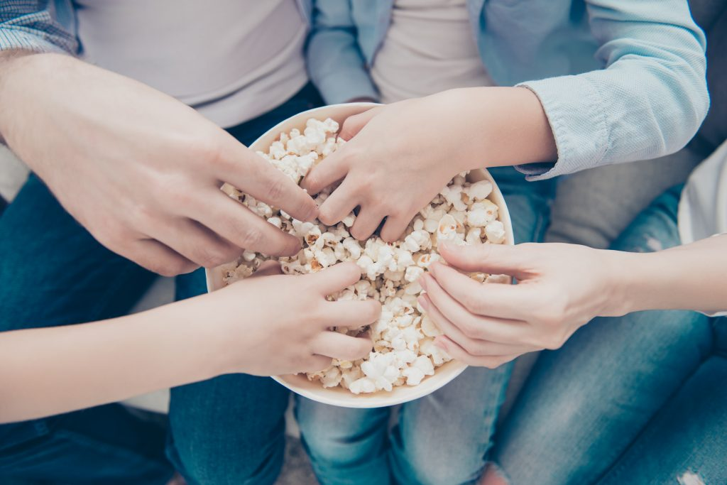 how bad is plain popcorn on a low carb diet