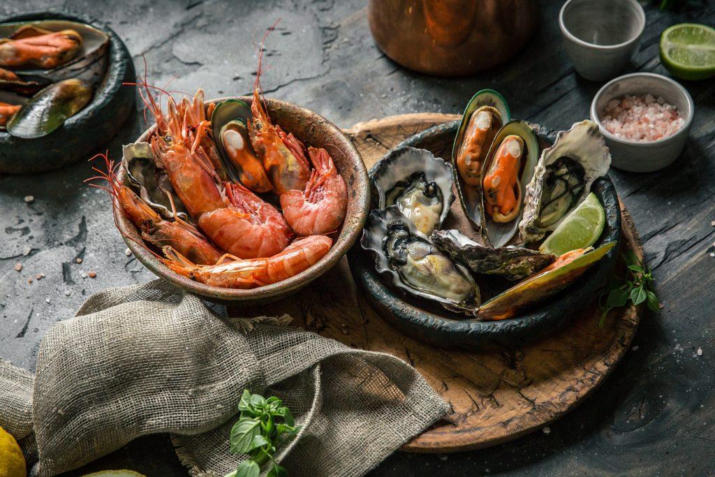 seafood diet benefits