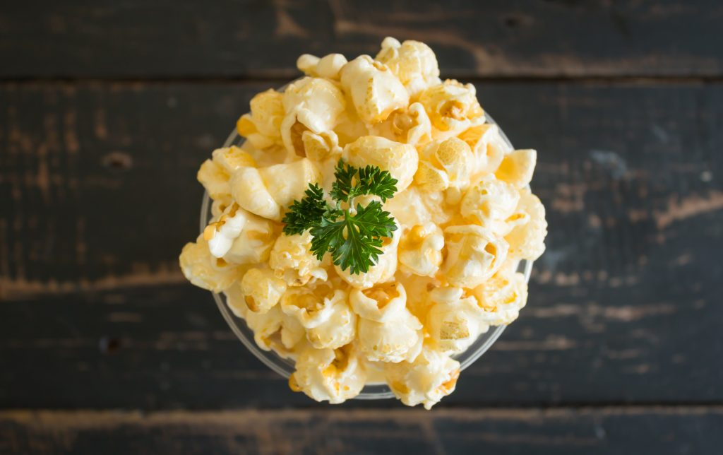 popcorn on keto diet