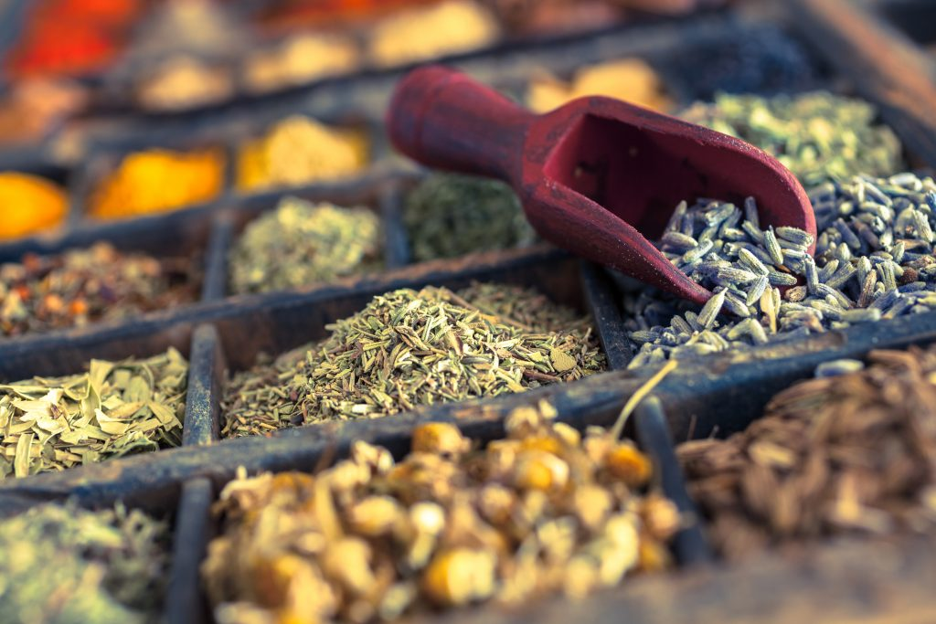 what chinese herbs are good for weight loss