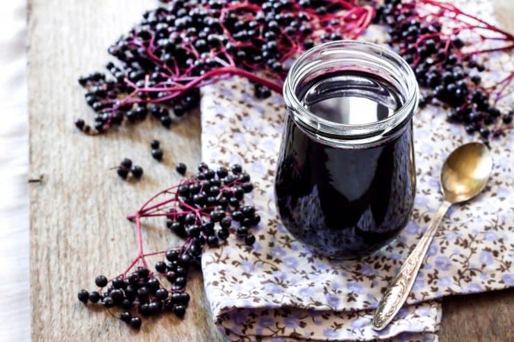 Does elderberry help weight loss?