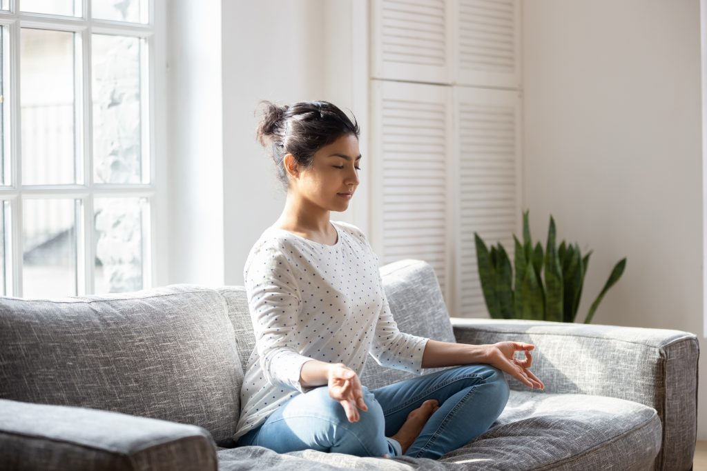what is the best meditation for anxiety