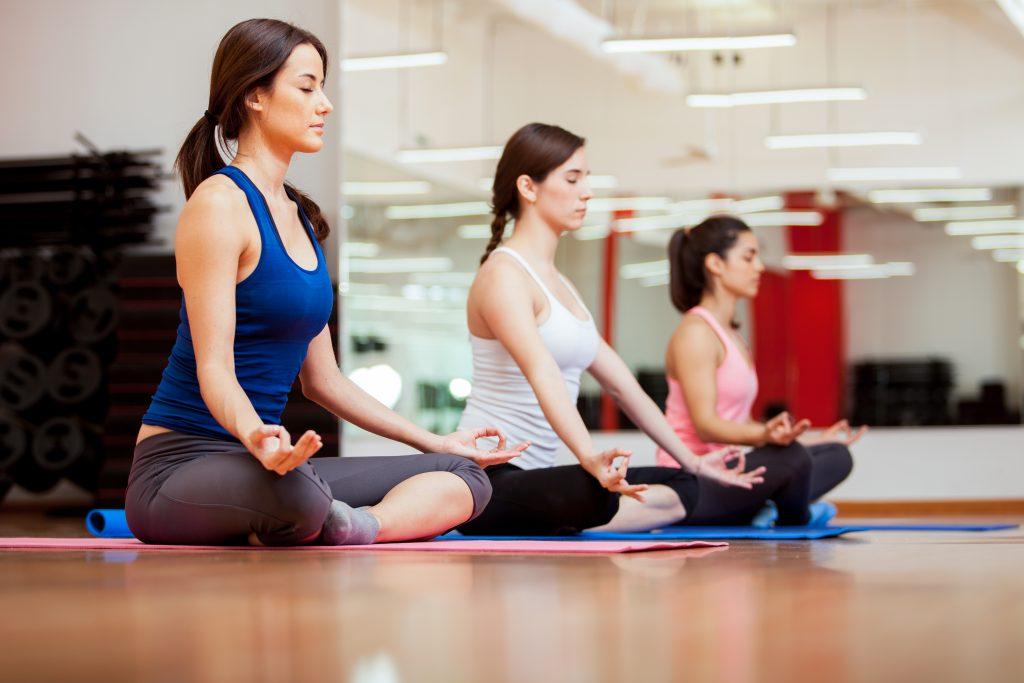 morning meditation for weight loss