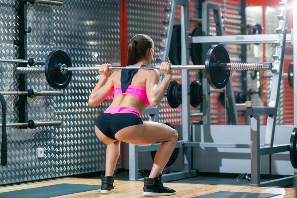 how many squats should i do a day