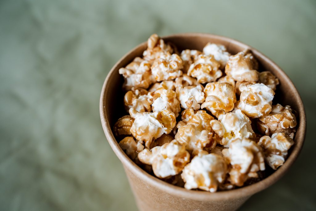 is popcorn good for diet