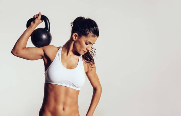 home kettlebell workout for weight loss