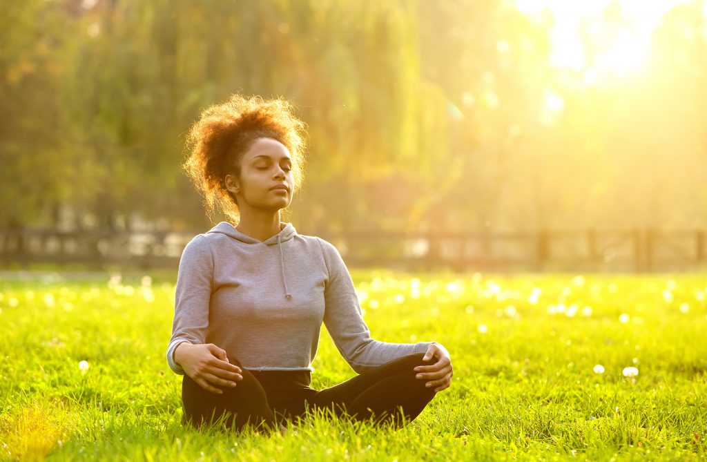 what is good meditation for anger