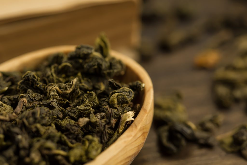 when to drink oolong tea for weight loss