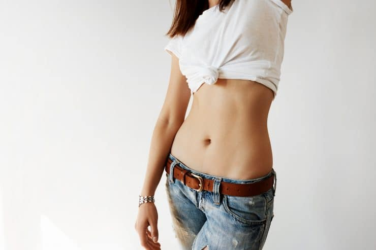 does working obliques increase waist size