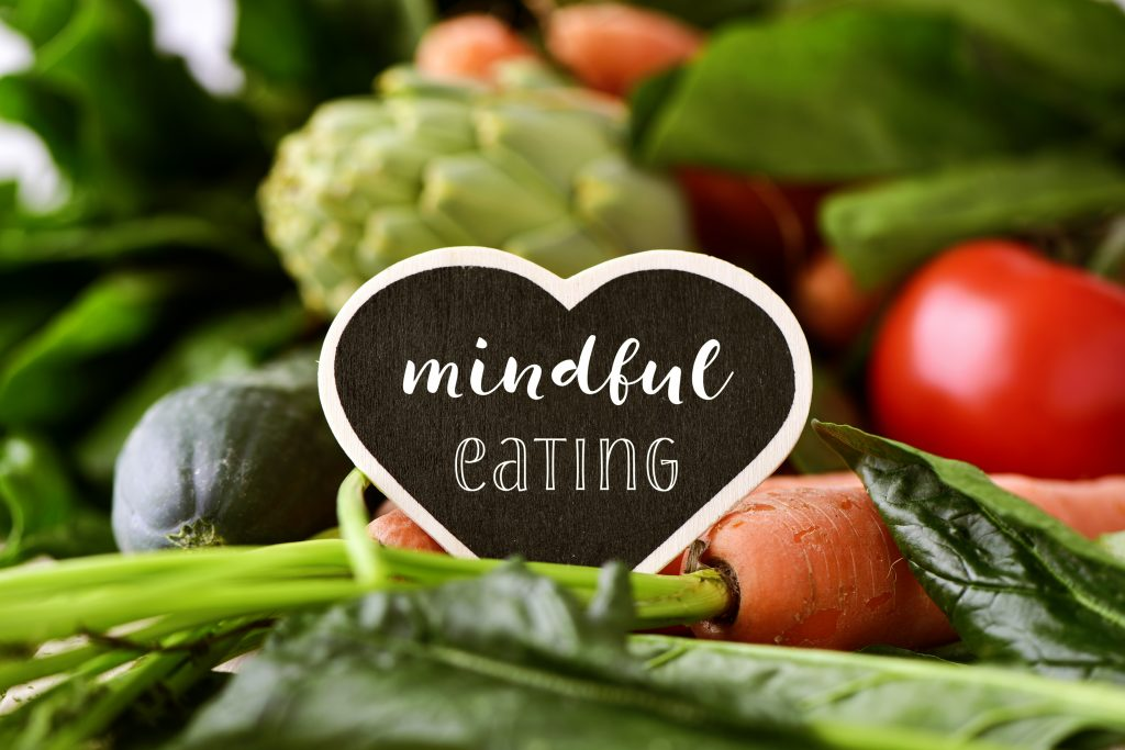 mindful eating exercise