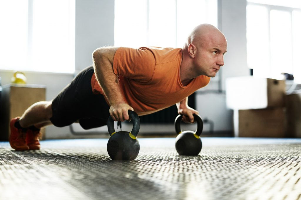 kettlebell workout for weight loss for men