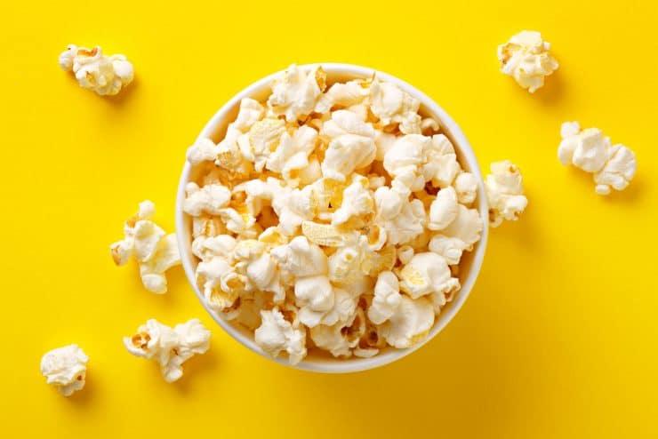 medifast diet plan popcorn