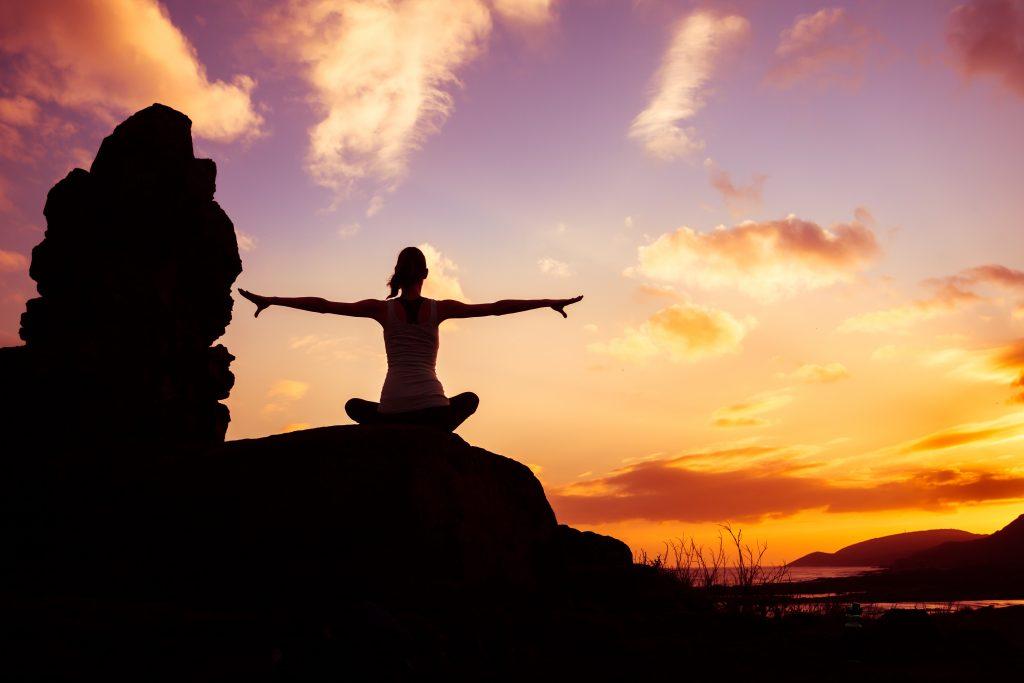 gratitude meditation evening
