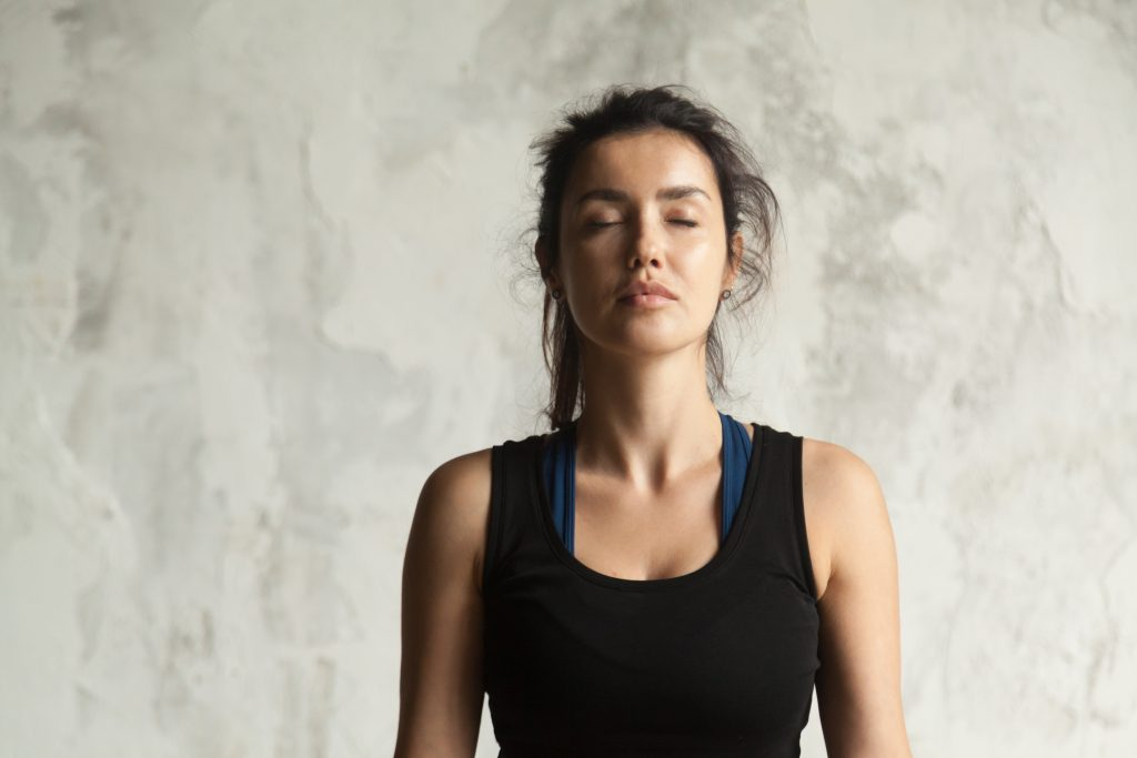 how to do meditation at home for weight loss