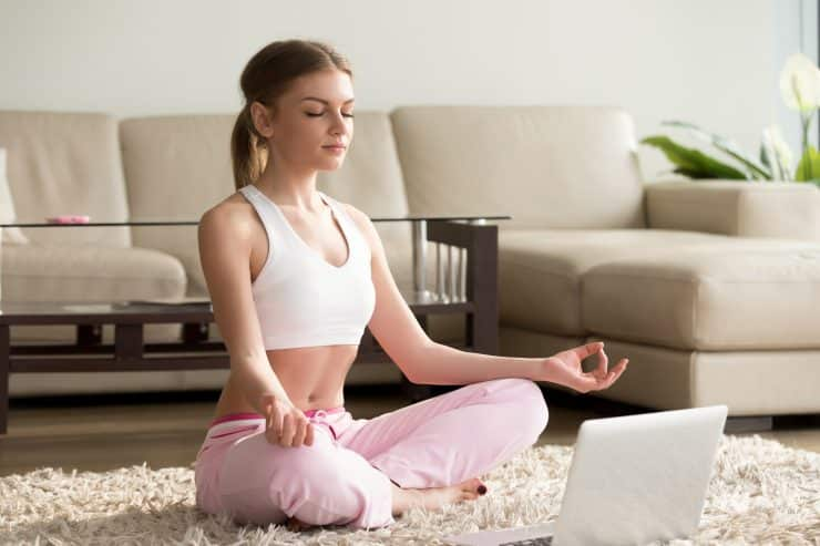 yoga meditation for beginners