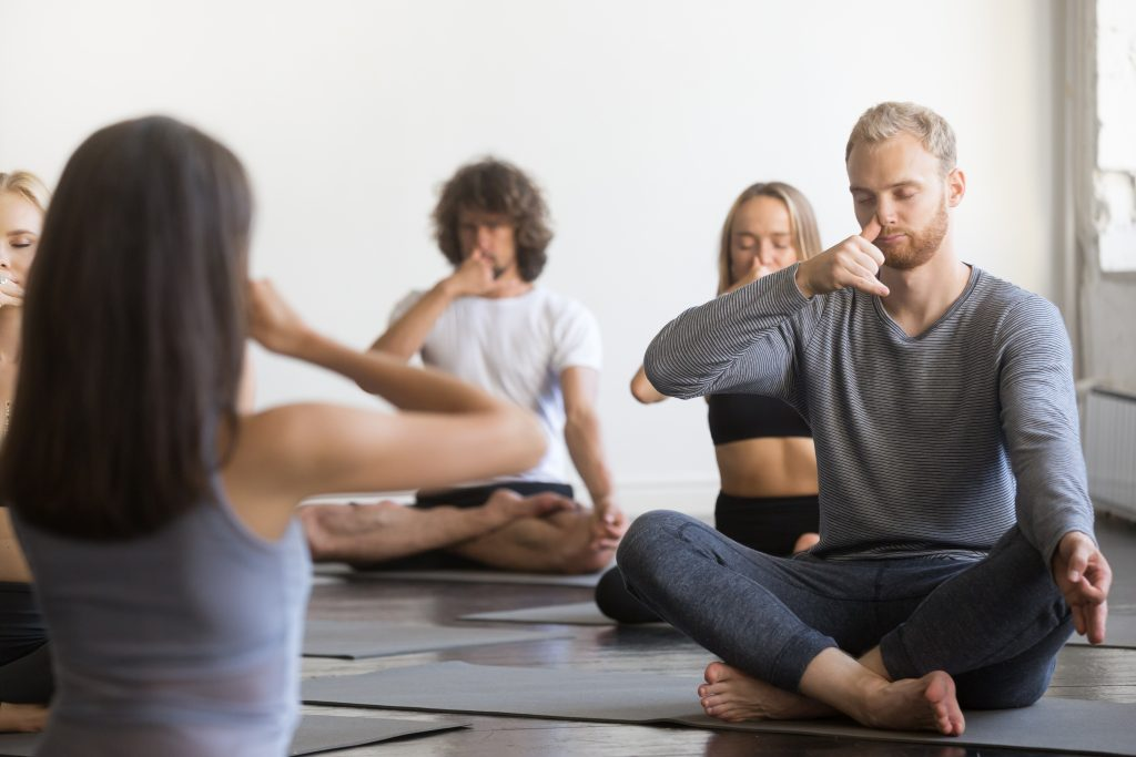 proper breathing techniques for meditation