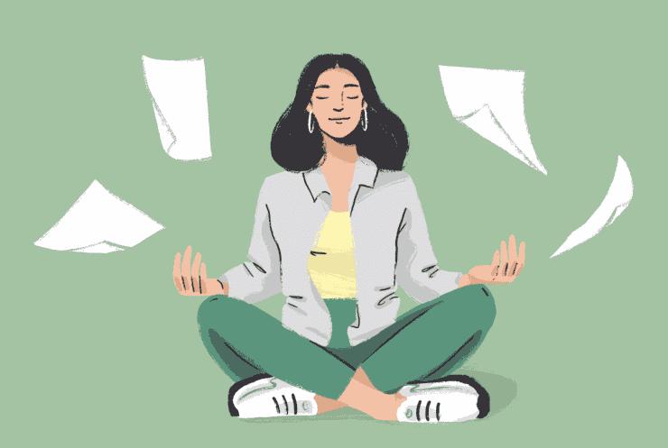 BetterMe meditation