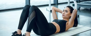 how many calories do you burn doing crunches