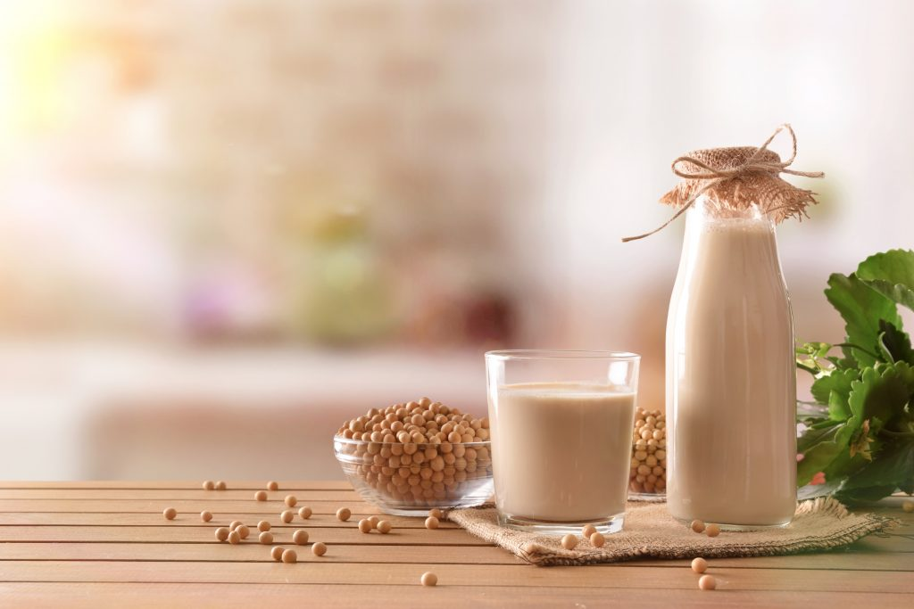 soy milk nutrition
