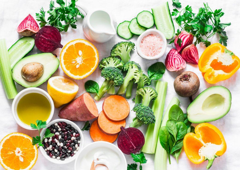5 meals a day diet plan menu