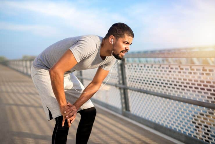 how to exercise with bad knees to lose weight