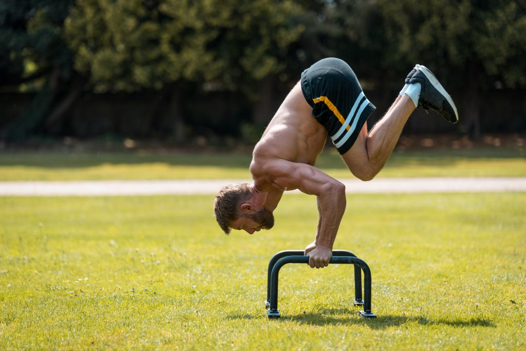 calisthenics workout at home