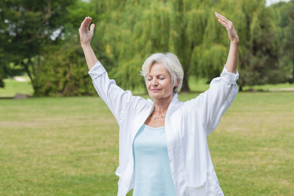 Tai Chi Reduces The Risk Of Falling In Old People