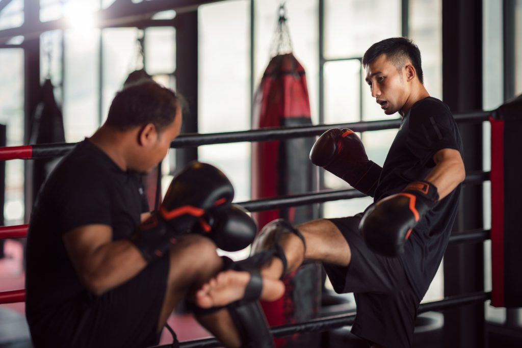 kickboxing exercises for weight loss
