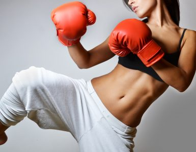 kickboxing for weight loss