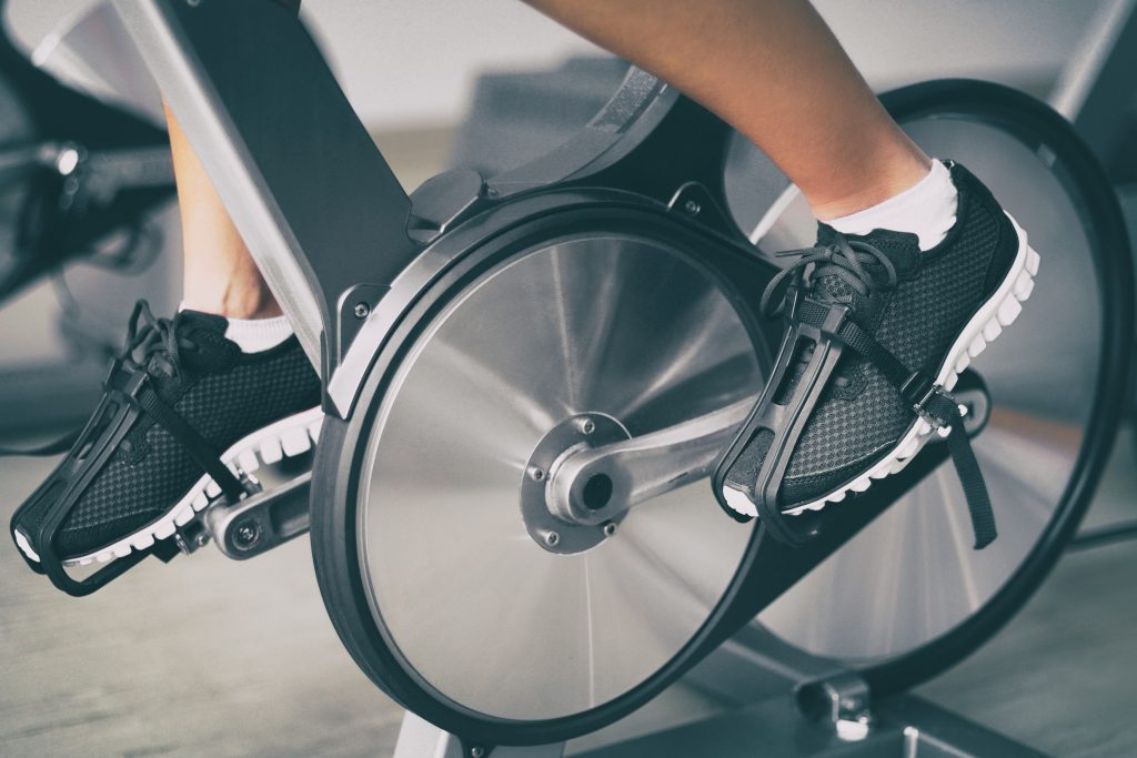 The Spin Bike