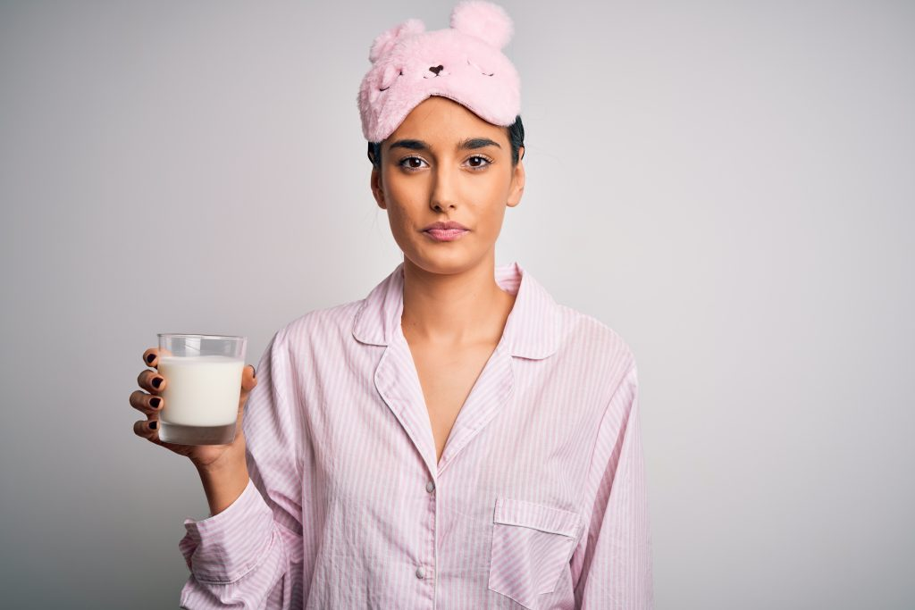 Is Drinking Milk Before Bed Good For Weight Loss: Why you shouldn't drink milk before bed