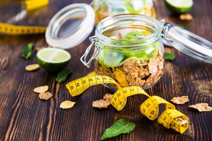 calorie deficit but not losing weight