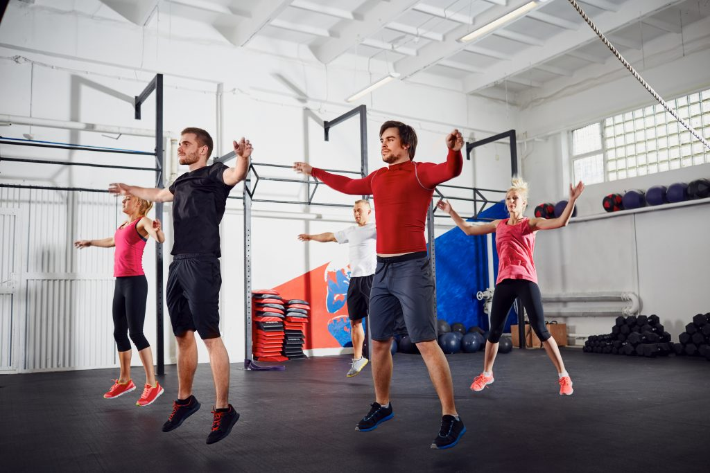 how many calories do jumping jacks burn per minute