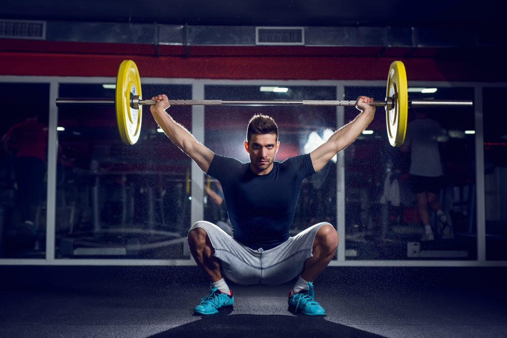 heavy weight low reps for fat loss