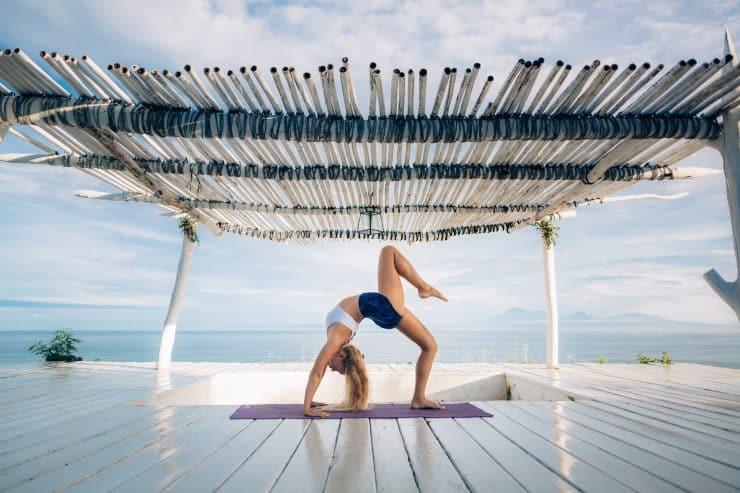 power yoga calories burned